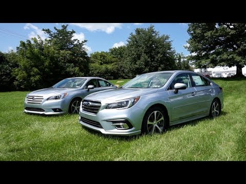 2018 subaru 3 6r. interesting 2018 2018 subaru legacy 36r limited walkaround with 2017 differences in subaru 3 6r