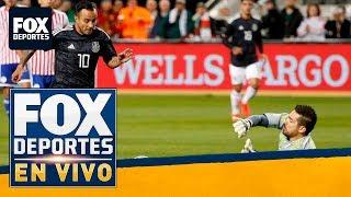 FDenVIVO: Análisis del XI de México ante Paraguay