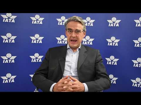 Remarks of IATA's CEO - 52nd Virtual AFRAA AGA