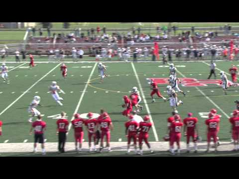 Ryan Murphy Football 2012 Highlights