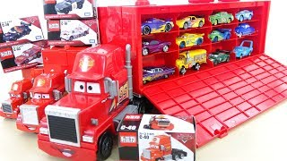 Disney Pixar Cars 3 Big Mack Truck 24 TOMICA Lightning McQueen Car Toys For Kids
