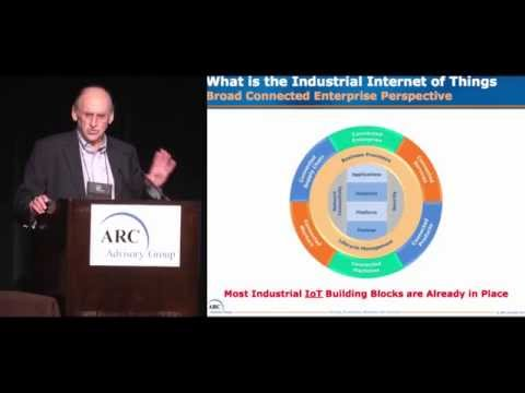 Secure-by-Design Industrial Internet of Things w/ ARC's Sid Snitkin @ 2015 ARC Industry Forum
