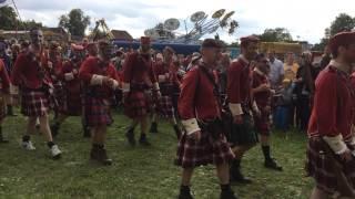 Lenzburger Jugendfest 2014 Umzug - Scots