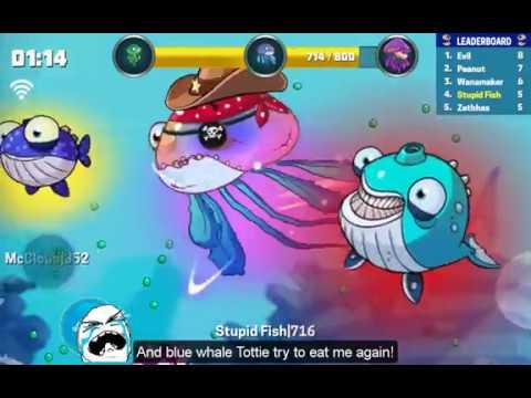 [Eatme.io] Legendary Jellyfish