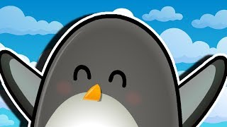 PENGUINS CAN FLY!!!   Learn to Fly 3 (Best Game Ever)