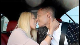 TONGUE KISS?!