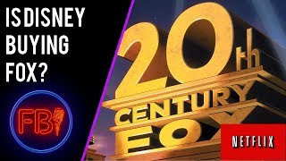 Disney seeking to purchase 20th Century Fox - WHY?