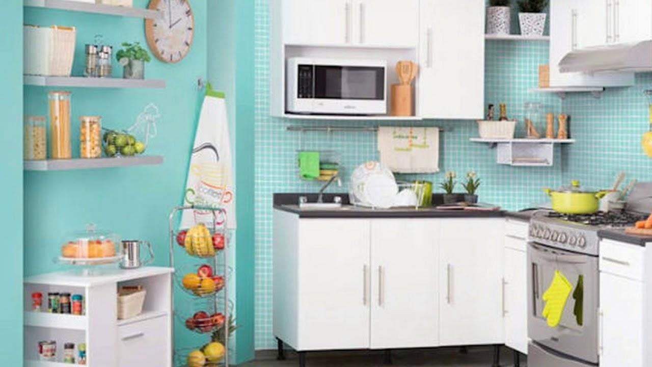 dise os de cocinas peque as y sencillas con desayunador On disenos de cocinas pequenas y sencillas