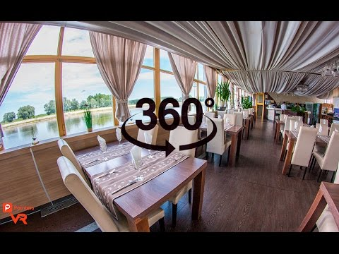 Restoran Galija — Osijek | 360º VR | Pointers Travel