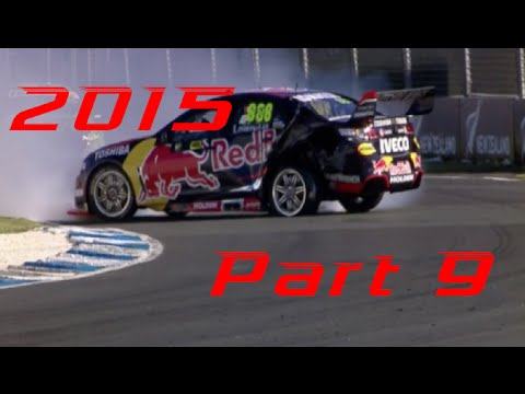 2015 Motorsport Crashes Part 9 (No Music) - YouTube