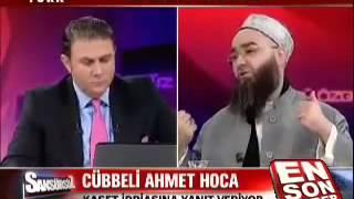 Cübbeli Ahmet Hoca  - Kaset İftirası