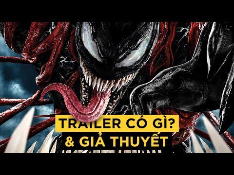 VENOM 2: Phân tích trailer, Giả thuyết & Các chi tiết thú vị