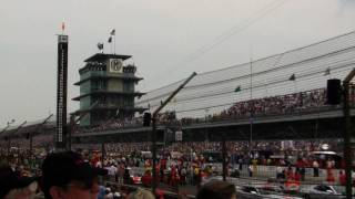 "Jim Nabors Sings ""Back Home Again In Indiana"" 2009 Indianapolis 500"