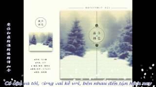 [Vietsub] Khu rừng màu trắng - Tiểu Thiên & Tiểu T