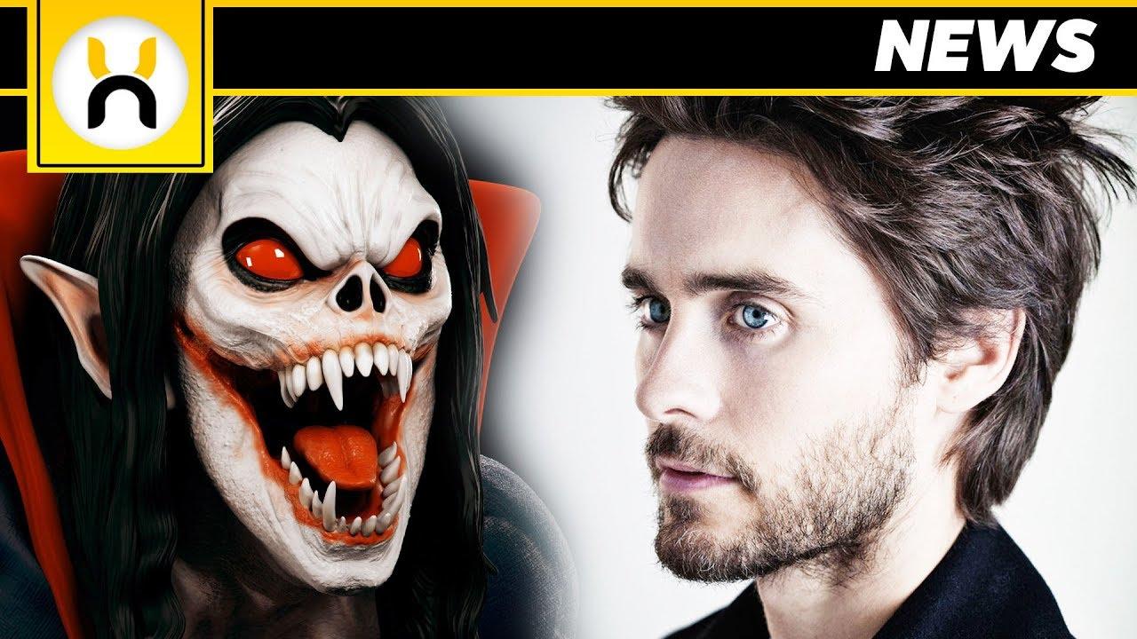 Jared Leto Morbius >> Jared Leto Cast As Morbius The Living Vampire For Spider Man Spinoff