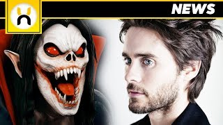 Jared Leto Cast as Morbius the Living Vampire for Spider-Man Spinoff