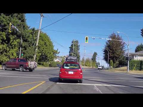 Nanaimo British Columbia (BC) - Living In Western Part Of Canada - Vancouver Island