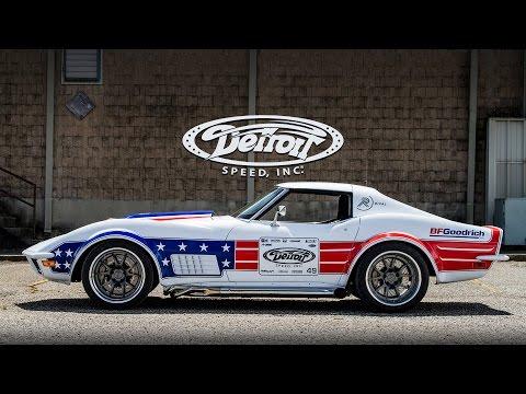 Detroit Speed 1972 Corvette Stingray [360 VR]