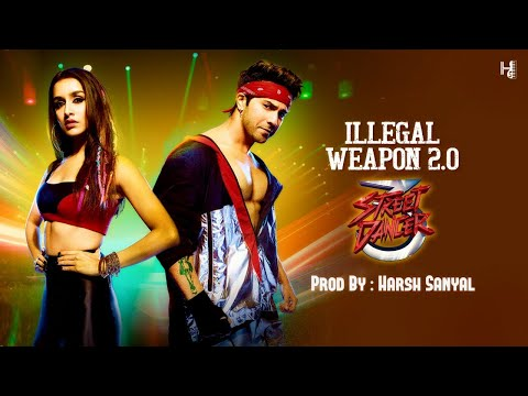 illegal-weapon-2.0---instrumental-cover-mix-(jasmine-sandlas/garry-sandhu)-|-harsh-sanyal-|