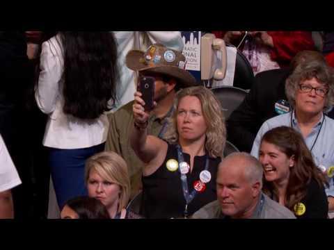 Senator Tom Harkin at DNC 2016