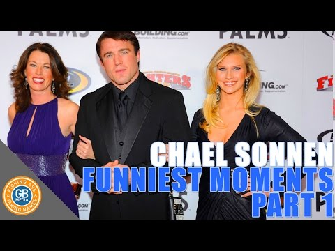 Chael Sonnen ABSOLUTE Funniest Moments Part 1