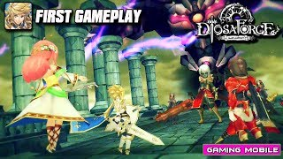 [Android/IOS] Diosa Force - Salvation Unreleased Gameplay