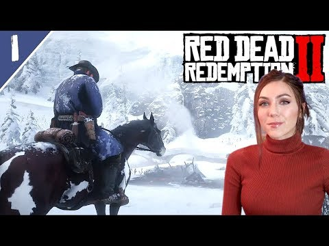 It's Finally Here!   Red Dead Redemption 2 Pt. 1   Marz Plays