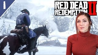 It's Finally Here! | Red Dead Redemption 2 Pt. 1 | Marz Plays
