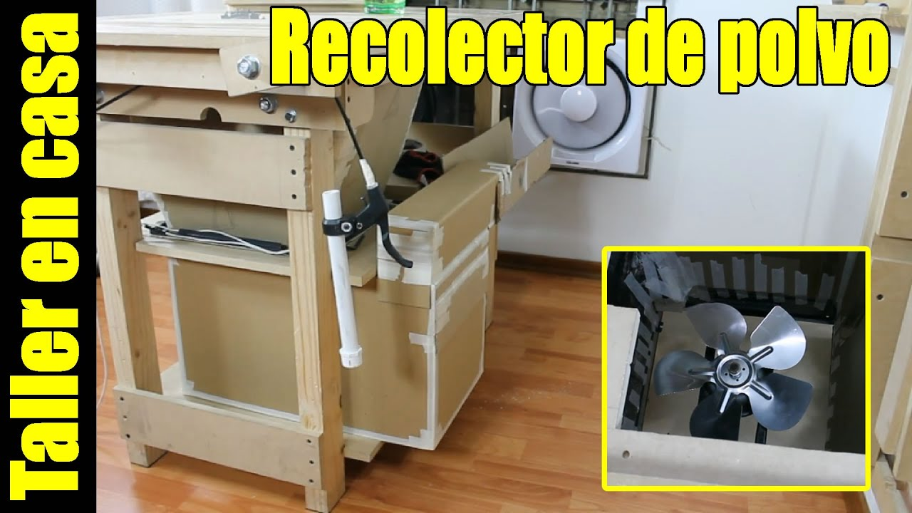 Aspiradora para mesa de trabajo recolector de polvo for Mesa de trabajo plegable