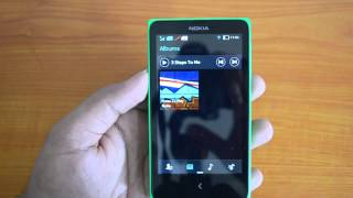 Nokia x android phone comes with dual sim support and you can set different tunes as ringtones for each sim. here is how to the on x.