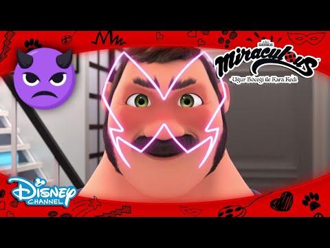 Kurt Baba 😈| Mucize: Uğur Böceği ile Kara Kedi | Disney Channel TR