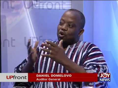 Exclusive interview with the AG - UPfront on JoyNews (10-8-17)