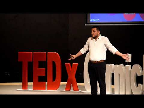 Artificial Intelligence and Third World Countries | Hasan Dayoub | TEDxCornicheStreet