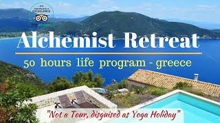 The Alchemist Retreat - Greece Trailer
