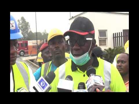 LAGOS GAS PLANT EXPLOSION