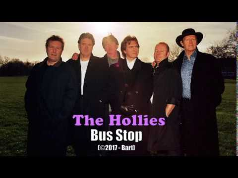 The Hollies - Bus Stop (Karaoke)