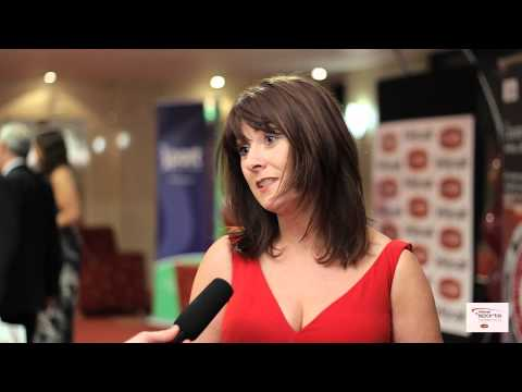 Sport NI CEO Antoinette McKeown at the Belfast Telegraph Sports Awards
