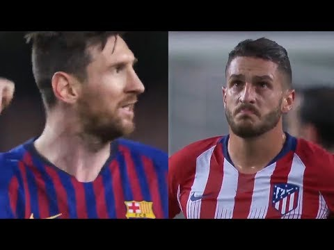 Lionel Messi Goal │ Barcelona Vs Atletico Madrid  2-0 With Ray Hudson Commentary │ 2019 HD #Messi