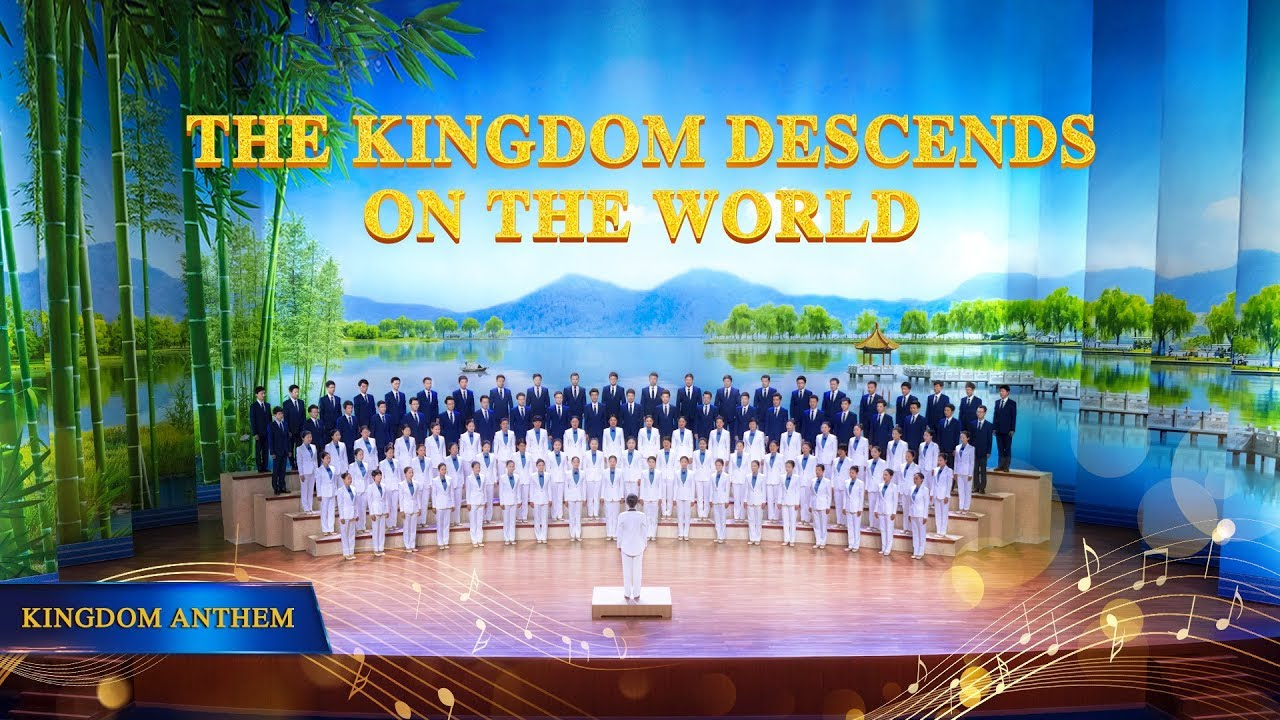 "Gospel Choir | ""In Praise of God's Kingdom Coming to Earth"""
