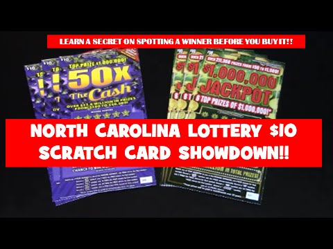 Nc Education Lottery Scratch Offs Remaining Prizes