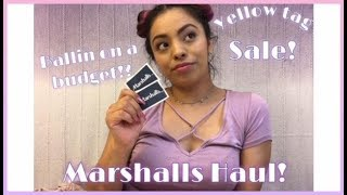 Unbelievable Marshall's collective clothing haul!! part 1.