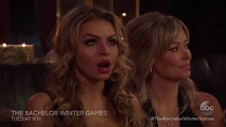 Rose Ceremony - The Bachelor Winter Games