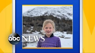 7-year-old reaches summit of Mount Kilimanjaro