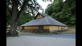 JAPAN GEOGRAPHIC 4K 島根 出雲地方のたたらと副産物の棚田 Tatara (Iron Making Sites) ,Shimane