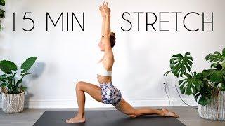 15 MIN FULL BODY STRETCH (Cool Down)
