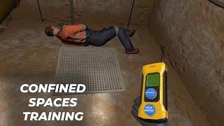 FreeRangeXR Confined Spaces Training
