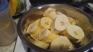 Como hacer Tostones con ajo