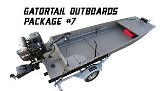 GatorTail Outboards Package #7