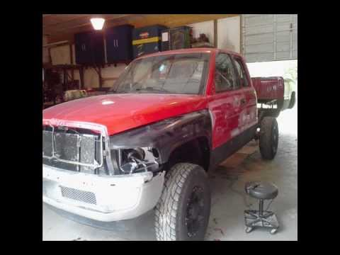 Dodge Ram Diesel Restoration Youtube