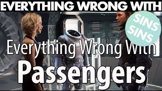 """Everything Wrong With """"Everything Wrong With Passengers In 16 Minutes Or Less"""""""